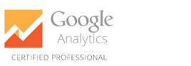 Google analytics gecertificeerd