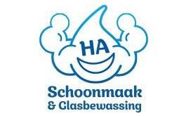logo HA schoonmaak