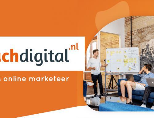 Wij werken samen met Teach Digital!